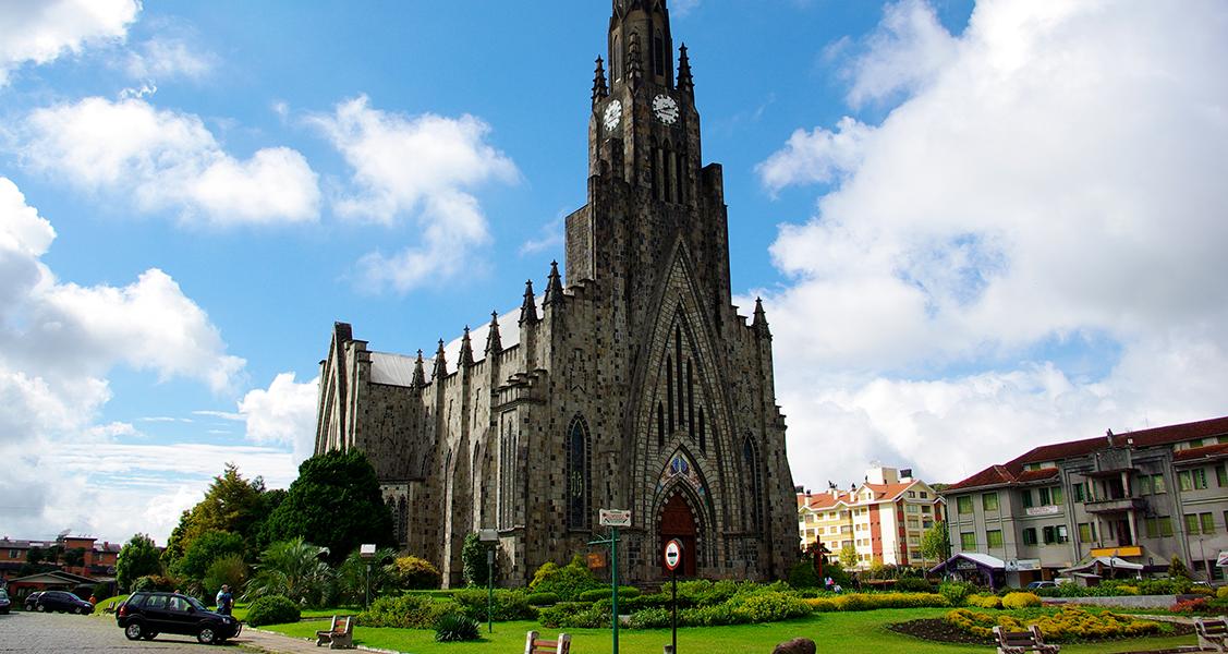 Igreja de Pedra Gramado